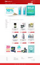 Открыть магазин препаратов Healthy life