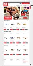 Заказать магазин аксесуаров Sunglasses