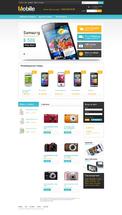 Заказать магазин мобильных телефонов Mobile store
