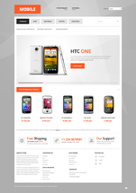 Закажи сайт на основе дизайна Mobile
