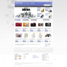 Веб-магазин Computers