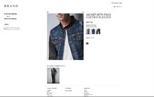 Готовый сайт Brand