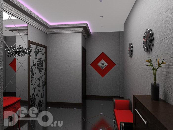 Квартира с нишей дизайн